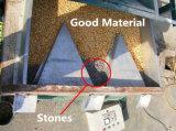 もみ米のゴマの豆の石取り機機械