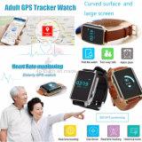 Вахта отслежывателя GPS монитора тарифа сердца для пожилых людей