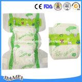Constructeur remplaçable de couches-culottes de bébé de produits secs de bébé d'OEM