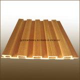 PVC生態学の木製の壁の床の浴室の生産ライン