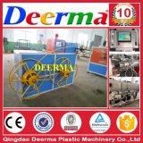 Máquina de extrusão do tubo de HDPE / Máquina de plástico do tubo de HDPE