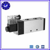 elettrovalvole a solenoide di alluminio dell'aria del corpo 4V210-08 di CA 220V
