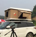Camping Hard Shell atrelado a Capota de Lona