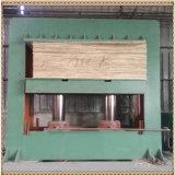 대나무 찬 유압 최신 압박 베니어 껍질을 벗김 기계, 최신 압박을 자르는 합판 필름에 의하여 직면되는 박판으로 만드는 CNC