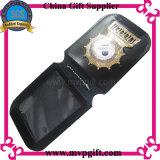 Металлический бейдж с 2D/3D Логотипы Логотип полиции (m-pb001)