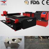 CNC Construction Equipment Tube Square Laser Cutting Machine