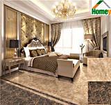 Foshan Cópia de Fábrica de Porcelana Polida Mosaico pisos em mármore