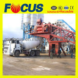 Impianto di miscelazione concreto di alta qualità, pianta d'ammucchiamento concreta mobile Yhzs75