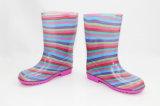 De Schoenen van de Regen van jonge geitjes, de Schoenen van pvc, de Laarzen van pvc, de Comfortabele Laars van de Regen van Kinderen