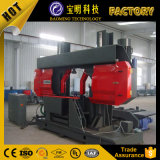 CNC 깎는 기계 금속 CNC 절단기 유압 악대는 보았다