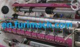 Máquina que raja del vinilo Fr-2892 del rodillo automático de la etiqueta engomada