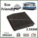2,5X6m Eco Camping ground cover Tissu perméable à l'eau