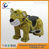 Coin exploités à des jeux d'animaux en peluche motorisé Circonscription 4 Hoverboard de roue