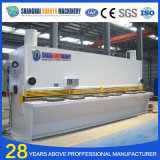 QC11y Guilhotina Hidráulica CNC