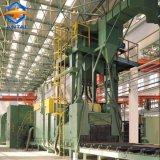 De Ontsproten Zandstraler van het staal Plaat