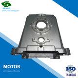 ISO/TS 16949 ЧПУ обработки литой алюминиевый корпус крышки двигателя