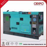 Stamfordの交流発電機が付いているOripoの電気開始の極度の静かなディーゼル発電機