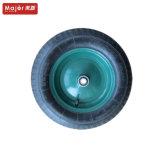 압축 공기를 넣은 바퀴 무덤 고무 바퀴 14inch