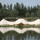 6m Emperador Bell Lienzo de la carpa de camping de lujo en tiendas de campana