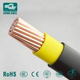 BVV le fil électrique et la conduite de l'électricité, de câble double isolation PVC Conducteur en cuivre nu 70mm Câble simple coeur