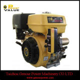 2014 15HP محرك البنزين الأداء (ZH420)