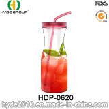 32oz популярная пластмасса BPA освобождает бутылку сока, свежую бутылку воды сока (HDP-0620)