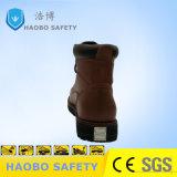 Ближнем отрезать провод фиолетового цвета+резиновая подошва башмаков промышленных обувь S3 Защитная обувь