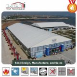 Dome Shape Two Story Doubles Decker Marquee Tent Structure