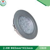 Gabinete de cocina de luces LED (3W, DC12)