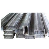 ASTM A554 laste de Rechthoekige Pijp van het Roestvrij staal