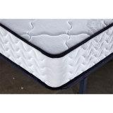 Colchón de resorte Pocket comprimido plano con el alambre de la frontera