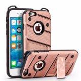 Caja dura del teléfono de la fabricación I de la caja del teléfono para el iPhone 6s