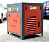 Compressor de ar com o separador da Petróleo-Água para o oxigênio que faz a máquina