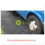 De HDPE/UHMWPE Material Recyceld Tapetes de proteção de aterramento de plástico para a Europa