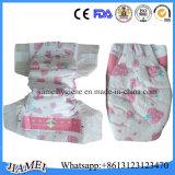 Tecidos descartáveis do bebê de Ghana Supa Santi com a faixa elástica cheia