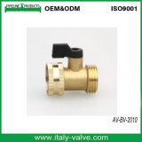 Excel Quality ISO 9000 Certificate Factory Price Brass Two Way Ball Valve
