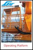 12t 21m de Telescopische Kraan van het Dek van het Schip van de Boom van Kunckle Floading Mariene (ghe-TB614)
