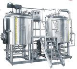 cervecería del micr3ofono del equipo de la fabricación de la cerveza 10bbl