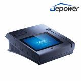 Registo de dinheiro T508 eletrônico com impressora da posição e caixa do dinheiro