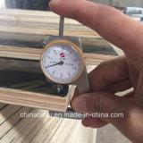 La película de Shandong Linyi hizo frente a la madera contrachapada marina de la madera contrachapada para el encofrado concreto
