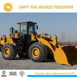 幼虫Sem655D中国の最もよい品質5tの重い車輪のローダー