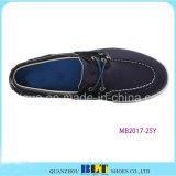 Мужчины бизнес-Canvas верхний лодки обувь