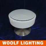 Mesa de café decorativa de mesa de LED para venda