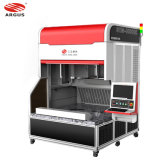 ジーンズの洗浄効果の二酸化炭素のダイナミックなレーザープリンターによる印刷機械