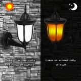 LED-kampierende Hinterhof-flackernde Flamme-künstlerische Fühler-Solarlampe
