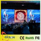 Affichage à LED Polychrome d'intérieur de maille de l'exposition P16 d'étape de concert même