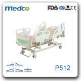 Ce& ISO 5機能電気調節可能なベッド