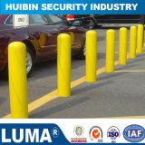 Sistema de seguridad de la carretera eléctrica extraíble balizas