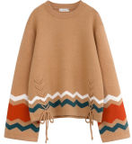 sweater Pullover Fashion Knitwear 최신 판매 숙녀의