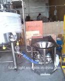 Pó de leite do aço inoxidável e misturador da água